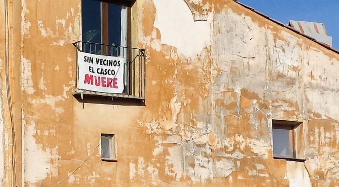 gentrificació i franquisme: apunts d'un cap de setmana llarg per espanya